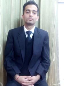 अधिवक्ता - रोहन सिंह चौहान