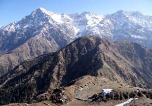 धौलाधार पर्वत