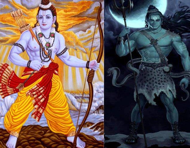 जब महादेव ने श्रीराम की परीक्षा ली