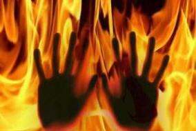 मंडी : पति ने आग लगाकर पत्नी को उतारा मौत के घाट, पति गिरफ्तार