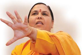उमा भारती ने बाणसागर मसले पर चर्चा के लिए उत्तर प्रदेश और मध्य प्रदेश के मुख्यमंत्रियों की बैठक बुलाई
