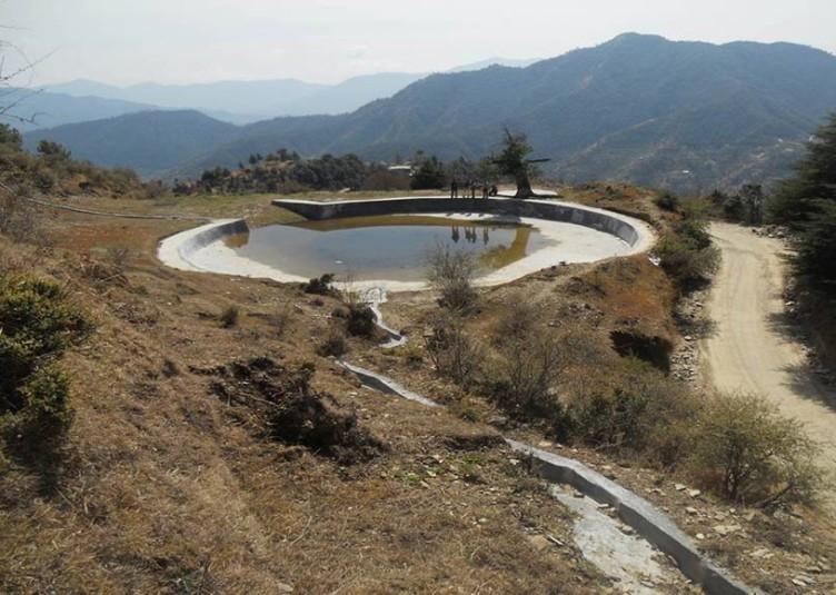 एकीकृत जलागम प्रबन्धन कार्यक्रम के तहत 6235 लोग लाभान्वित