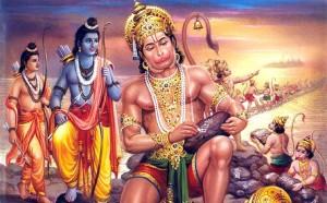 मानवाकृति के पशु और भगवान राम के संपर्क में आए अन्य पशु-पक्षियों के बारे में रहस्यमय जानकारी…