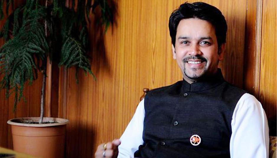 हिमाचल: केंद्रीय राज्य मंत्री अनुराग ठाकुर दो दिवसीय दौरे पर आएंगे हमीरपुर