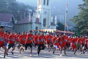 शिमला में 4 अगस्त को मैराथन