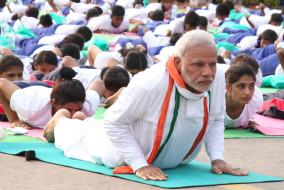 अंतरराष्ट्रीय योग दिवस: राजपथ का आयोजन गिनीज बुक में होगा दर्ज!