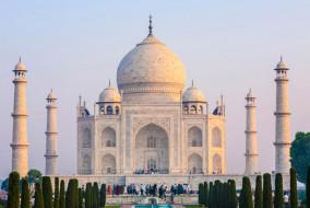 ताजमहल को विश्व के टॉप ऐतिहासिक स्थलों में तीसरा स्थान मिला