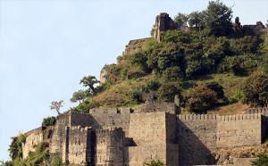 कटोच वंश के शौर्य और वैभव का प्रतीक कांगड़ा किला