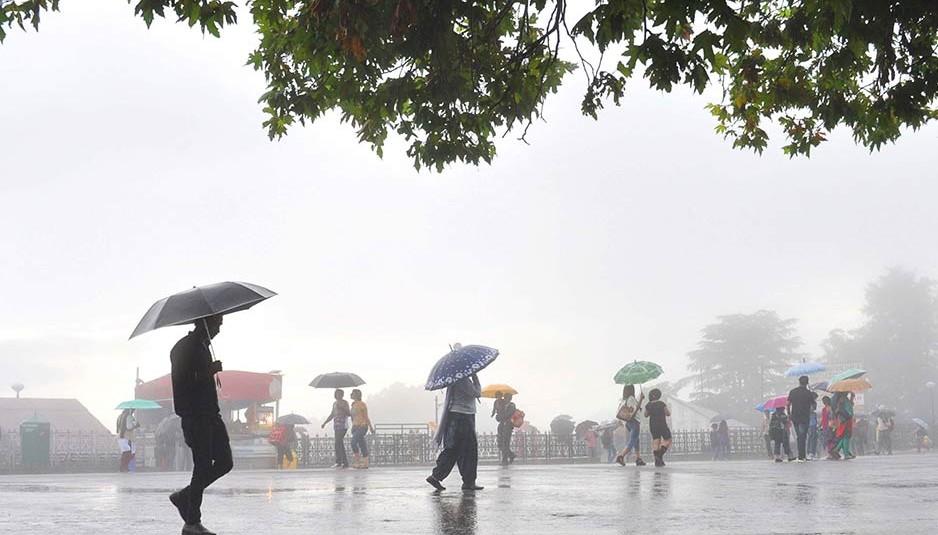 हिमाचल: 12 से 14 नवंबर तक कई क्षेत्रों में बारिश-बर्फबारी की संभावना