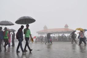 प्रदेश में 27 तक बारिश की संभावना