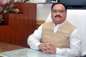 बीजेपी के कार्यकारी अध्यक्ष जेपी नड्डा को मिली 'जेड' श्रेणी की सुरक्षा