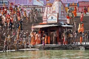 कुंभ में कश्मीर से लेकर कन्याकुमारी तक की लंबाई वाली बाती जलेगी 108 दिनों तक