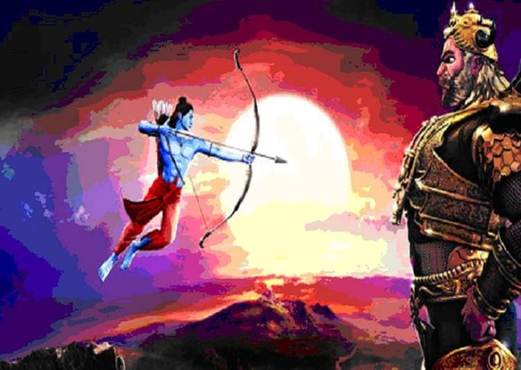 मरते वक़्त रावण ने लक्ष्मण को दिया था ..... ज्ञान का उपदेश