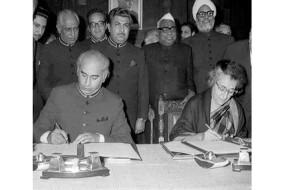"""दो देश भारत और पाकिस्तान का एक अध्याय """" शिमला समझौता"""""""