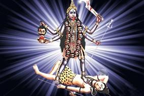 क्यों आए भगवान शिव, महाकाली के पैरों के नीचे?