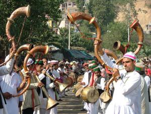 हिमाचल प्रदेश के प्रमुख वाद्य यंत्र