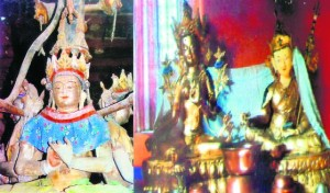 लाहुल स्पीति मे बौद्ध धर्म का इतिहास