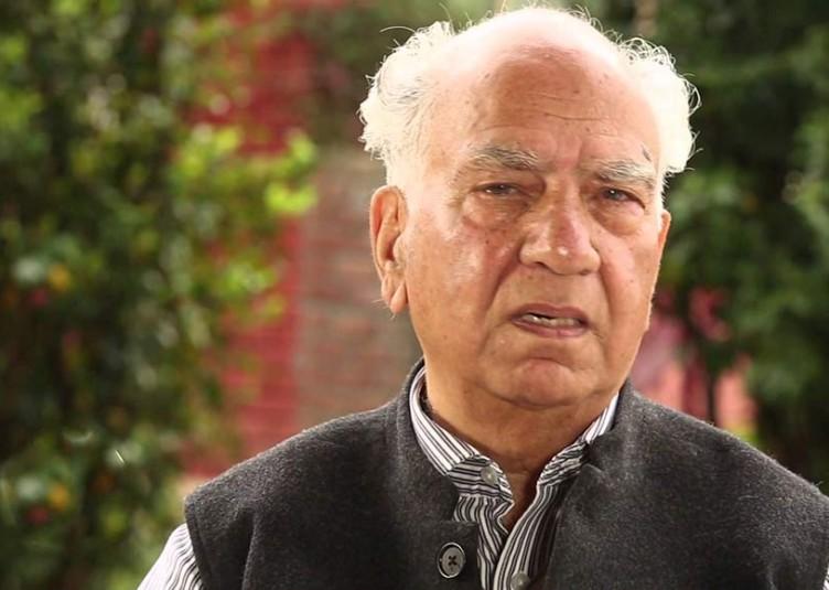 सांसद शांता कुमार का प्रधानमंत्री को पत्र भारत-पाक मैच हो रद्द
