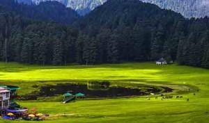 हिमाचल प्रदेश का जिला चंबा का एक बेहद खूबसूरत स्थल है:- खजियार