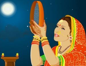 करवा यानि मिट्टी का बर्तन और चोथ यानि चतुर्थी करवाचौथ हिन्दू धर्म में विवाहित स्त्रियों के लिए बहुत महत्वपूर्ण माना जाता है।