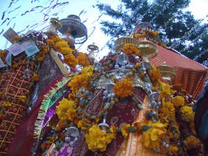 भगवान रघुनाथजी की वंदना से कुल्लू दशहरा उत्सव का आरंभ