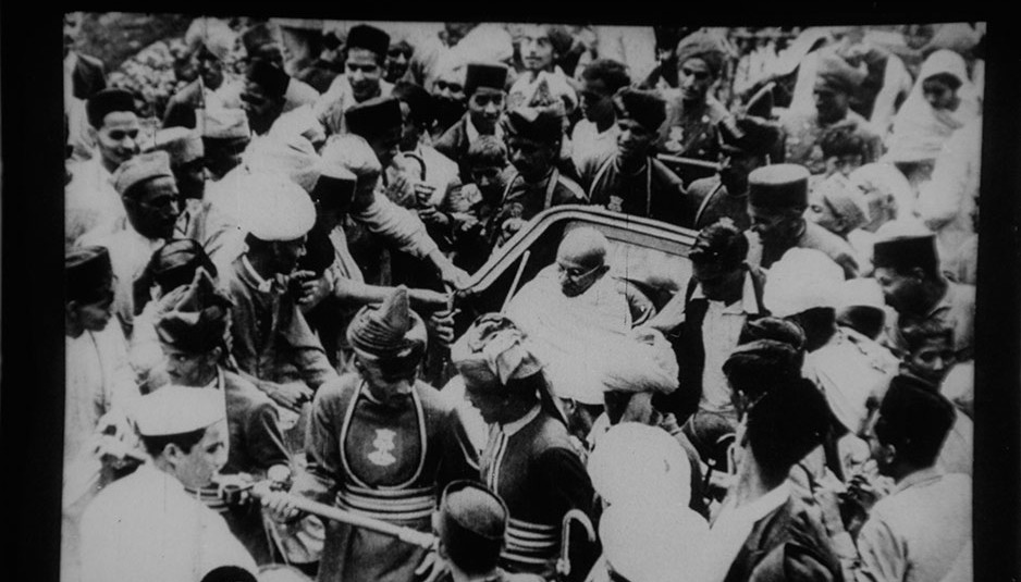 राष्ट्रपिता महात्मा गांधी का शिमला से...... नाता