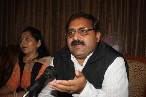 कांग्रेस की रैली अपने उदेश्यों में नाकाम साबित : रणधीर शर्मा