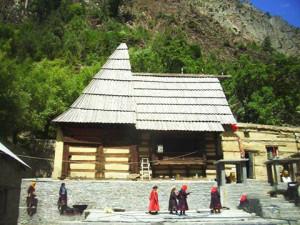 """सातवीं शताब्दी से लाहौल-स्पीति के उदयपुर गांव में बसा """"मृकुला देवी मंदिर"""""""