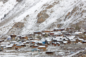 """जहाँ पर्यटन पूरे सालभर अपने यौवन में रहता है: किन्नौर जिले की सांगला घाटी का अंतिम गांव """"छितकुल"""""""