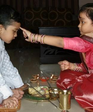भाई-बहन के पावन संबंध व प्रेमभाव का त्यौहार : भाई दूज