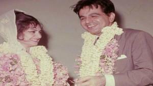 दिलीप कुमार ने 1966 में प्रसिद्ध अभिनेत्री सायरा बानो से शादी की