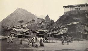 हिमाचल के पुरानी पहाड़ी रियासतों के आपसी सम्बंध और सीमा विस्तार