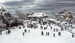 हिमाचल: ऊंचे क्षेत्रों में नए साल की पहली बर्फबारी, 4 और 5 जनवरी को भारी बर्फबारी की चेतावनी