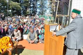 मुख्यमंत्री से की शिमला ग्रामीण के नव निर्वाचित पंचायत प्रतिनिधियों ने मुलाकात