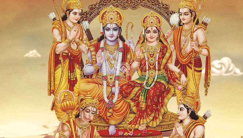भगवान श्रीराम के वापस विष्णु लोक गमन गाथा, भगवान राम किस तरह गए दूसरे लोक
