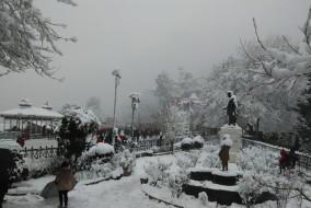 हिमाचल में 11 से बर्फबारी व बारिश का अनुमान
