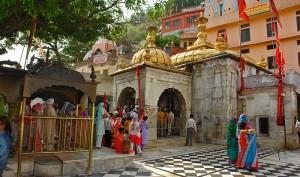 अठारह महाशक्ति पीठों में से एक कांगड़ा का 'ज्वालामुखी मन्दिर'