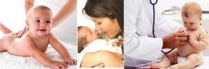 जन्म के एक साल तक अपने नवजात को महीने में दो बार अवश्य डॉक्टर से दिखाएं
