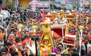 उत्तर-पश्चिमी भारत में भगवान शिव की पौराणिक गाथाएं गहरी जड़े जमाए हुए