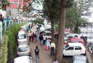 शिमला में सील्ड सड़कों की सूची