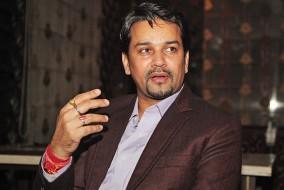राफ़ेल पर सुप्रीम कोर्ट के फ़ैसले पर कांग्रेस मांगे देश से माफ़ी : अनुराग ठाकुर