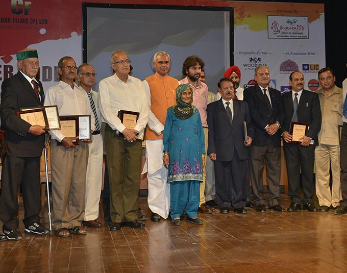 शिमला कारगिल विजय दिवस पर वीर योद्धा सम्मानित