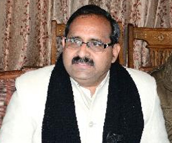 हमीरपुर रणधीर शर्मा, प्रदेश उपाध्यक्ष एवं विधायक