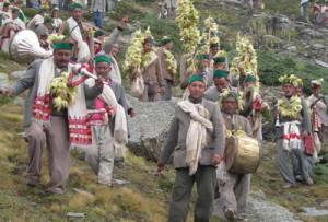 """भादों के उतरार्द्ध में किन्नौर में मनाया जाता है """"फुलैच उत्सव"""""""