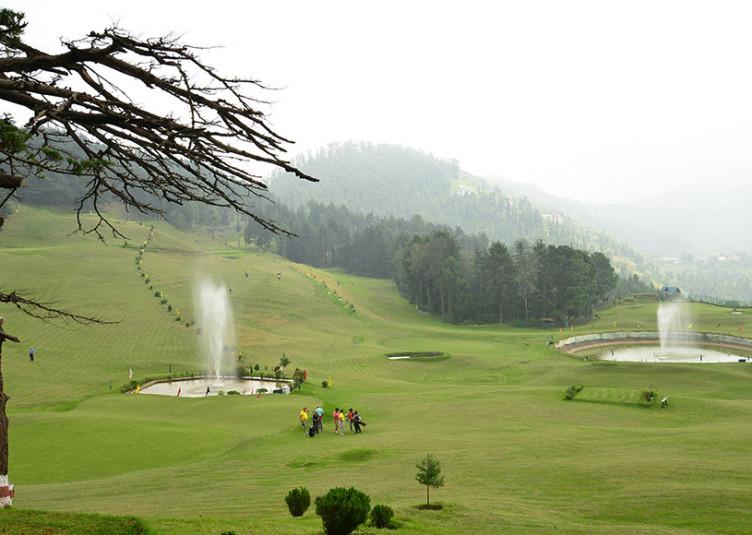 8 करोड़ रुपये से संवरेगा नालदेहरा गोल्फ ग्रांऊड
