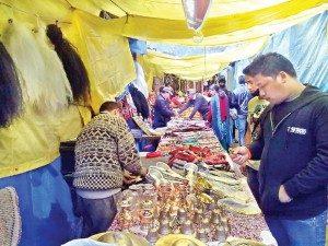 """अति प्राचीन काल से चला आ रहा व्यापारिक मेला रामपुर का """"लवी"""""""
