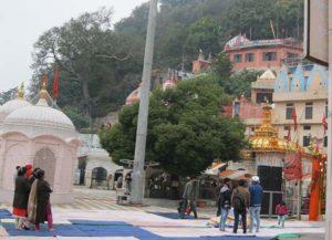 पांडवों को जाता है ज्वालामुखी मंदिर खोजने का श्रेय