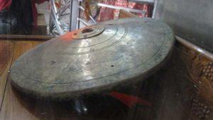 बादशाह अकबर का छतर ज्वाला देवी के मंदिर में