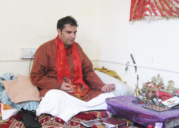 कालयोगी आचार्य महेंद्र शर्मा