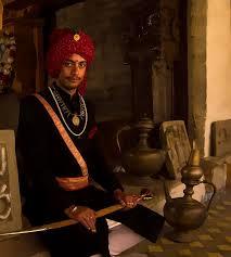 राणा त्रिभुवन सिंह कोटखाई पैलेस के राजकुमार